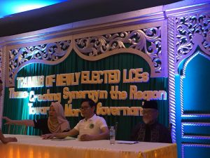 The Mufti Discusses Islamic Leadership with the Newly Elected LGUs