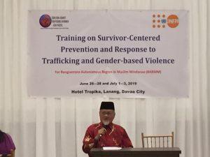 Preventing Women Trafficking