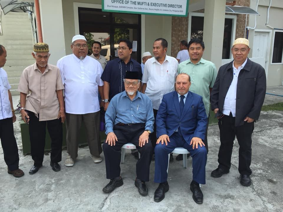 Turkish Islamic Communicator, Bangsamoro Mufti Trade Planning Concepts