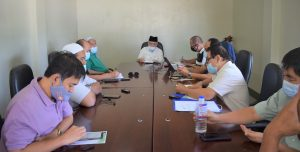Bangsamoro Darul-Ifta's meeting about the Eid'l Fit'r MoonSighting 1442H